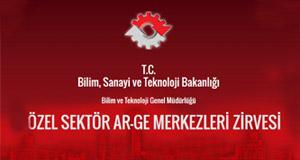 AR- GE MERKEZLERİ ZİRVESİ 2012