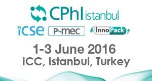 CPHI ISTANBUL 2016