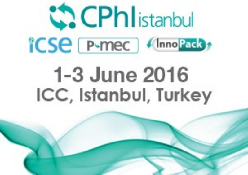 CPhl İSTANBUL 2016