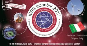 ICSG İSTANBUL 2017