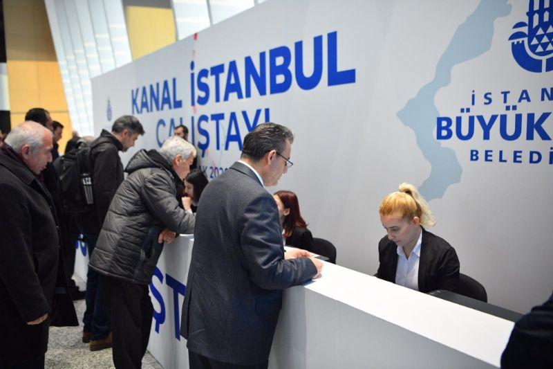 İSTANBUL BÜYÜKŞEHİR BELEDİYESİKANAL İSTANBUL ÇALIŞTAYI 2020