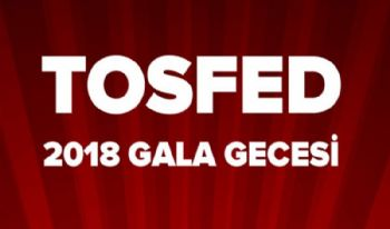 2018 TOSFED GALA GECESİ<BR>GRAND PERA