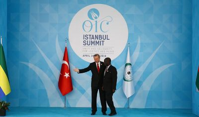 DÜNYA İSLAM ZİRVESİ İSTANBUL&#39DA