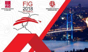 XXVI FIG CONGRESS 2018 İSTANBUL