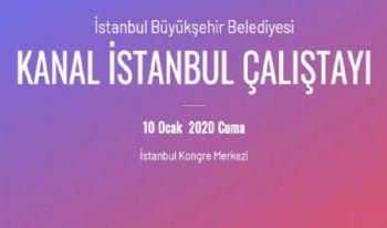 İSTANBUL BÜYÜKŞEHİR BELEDİYESİ<br>KANAL İSTANBUL ÇALIŞTAYI 2020