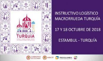 PROCOLOMBIA BUSINESS MATCHMAKING FORUM TURKEY 2018