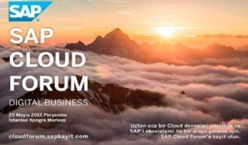 SAP CLOUD FORUM 2017