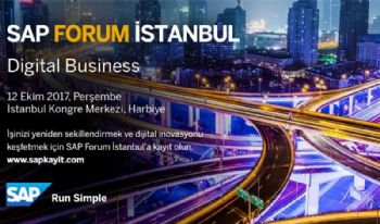 SAP İSTANBUL 2017 DIGITAL BUSINESS