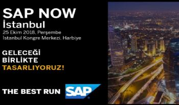 SAP NOW İSTANBUL 2018