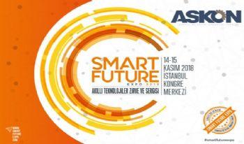 SMART FUTURE EXPO 2018<br>AKILLI TEKNOLOJİLER ZİRVESİ VE SERGİSİ