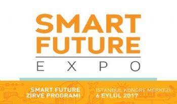 SMART FUTURE EXPO ZİRVE VE SERGİSi 2017