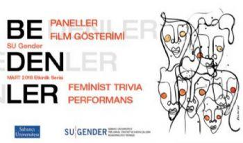 SU GENDER ETKİNLİK SERİSİ BEDENLER