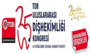 TDB ULUSLARARASI DİŞ HEKİMLİĞİ KONGRESİ 2019