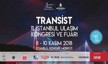 TRANSİST <br> 11. İSTANBUL ULAŞIM KONGRESİ VE FUARI 2018
