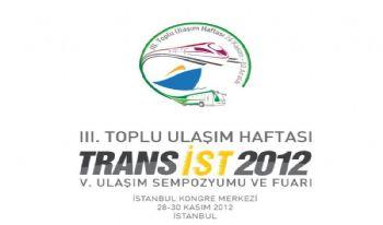 III.TOPLU ULAŞIM HAFTASI<br>TRANSİST 2012