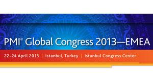 PMI GLOBAL CONGRESS 2013